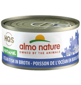 ALMO AlmoNature CAT Natural Ocean Fish in Broth 70g