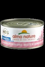ALMO AlmoNature CAT Complete Salmon w. Apple in Gravy 70g