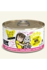 BFF BFF Can - Tuna & Chicken 4eva for Cats 5.5oz