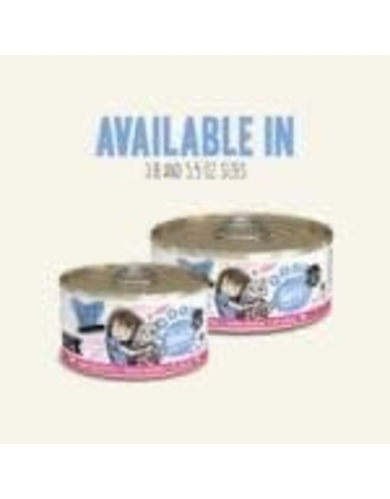 BFF BFF Can - Tuna & Chicken Chuckles for Cats 5.5oz