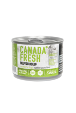 PETKIND CanadaFresh DOG Beef 6.5oz