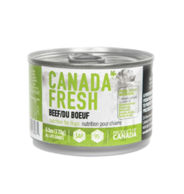 PETKIND CanadaFresh DOG Beef 6.5oz