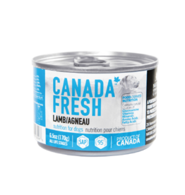 PETKIND CanadaFresh DOG Lamb 6.5oz