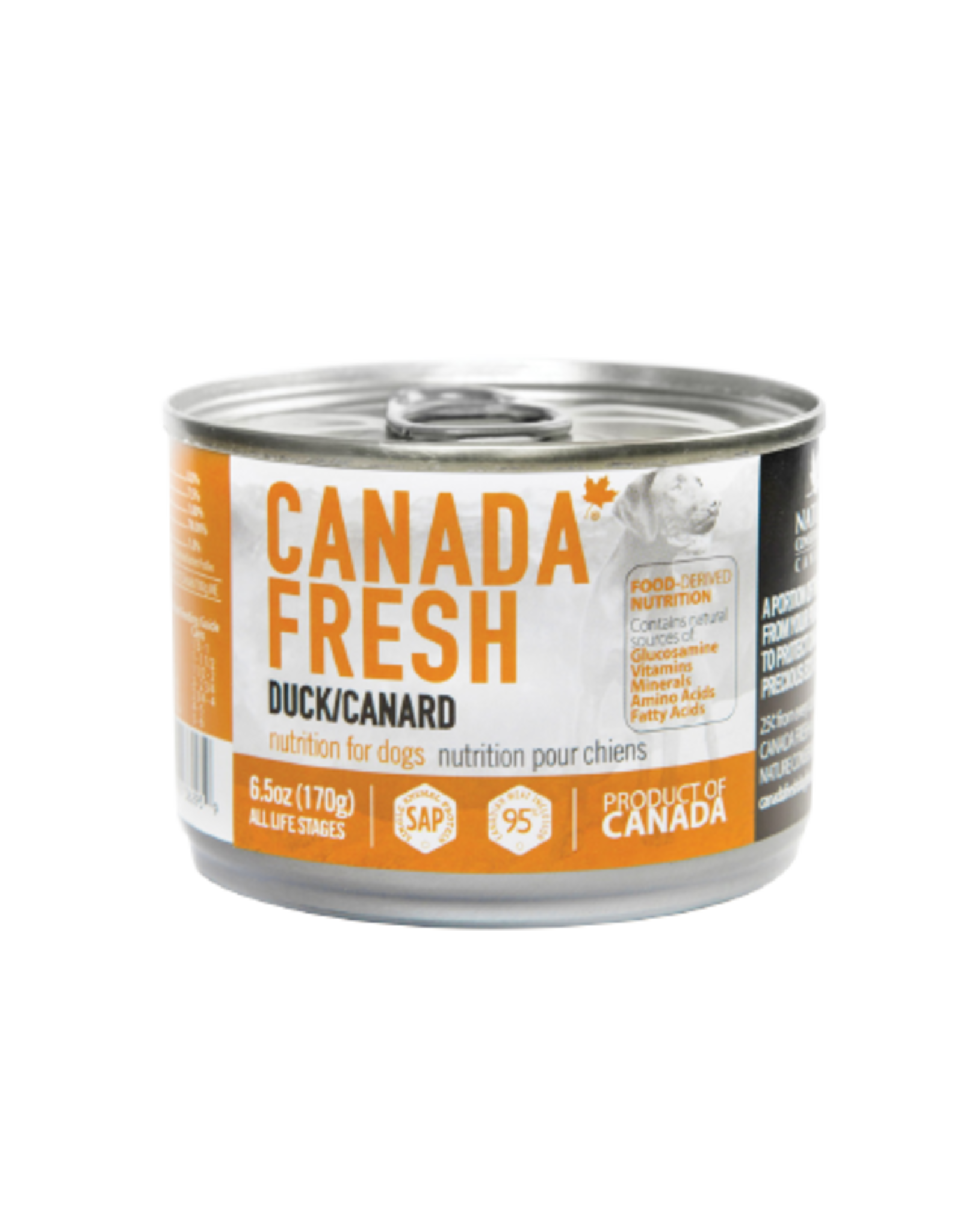 PETKIND CanadaFresh DOG Duck 6.5oz