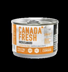 PETKIND CanadaFresh DOG Duck 6.5oz