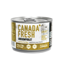 PETKIND CanadaFresh DOG Chicken 6.5oz