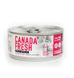 PETKIND CanadaFresh CAT Salmon 5.5oz