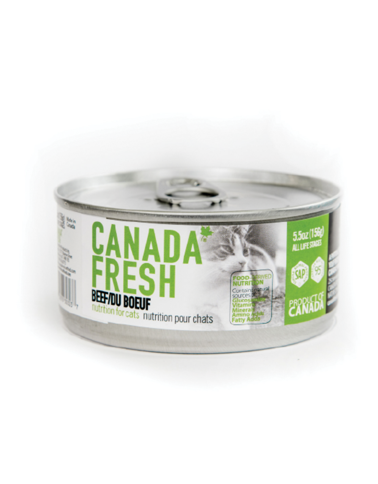 PETKIND CanadaFresh CAT Beef 5.5oz