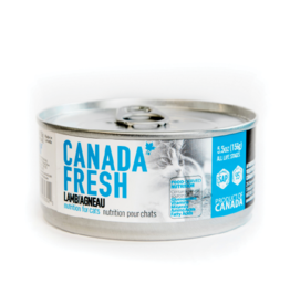 PETKIND CanadaFresh CAT Lamb 5.5oz