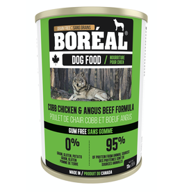 BOREAL BOREAL Dog - Cobb Chicken & Angus Beef Pate 369g