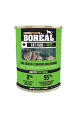 BOREAL BOREAL Cat Cobb Chicken & Canadian Duck 156g