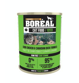 BOREAL BOREAL Cat Chicken & Duck Pate 369g