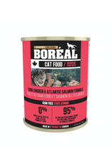 BOREAL BOREAL Cat Cobb Chicken & Atlantic Salmon 369g