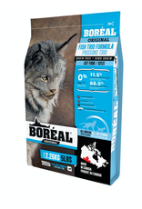 BOREAL BOREAL CAT Fish Trio Dry Food 5.45kg