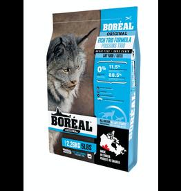 BOREAL BOREAL CAT Fish Trio Dry Food 5.45kg