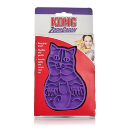 KONG KONG Zoom Groom Cat Brush