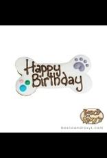 "Bosco & Roxy's B&R Happy Birthday Bone 6"""