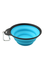 Dexas Dexas Collapsible Travel 2 Cups ProBlue