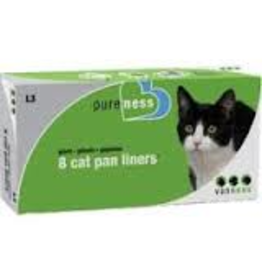 VNS VNS L3 XLarge Litter Liners 8pk