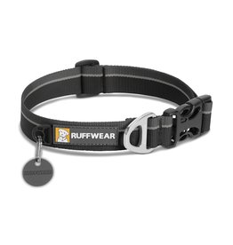 RUFFWEAR RUFFWEAR Hoopie Collar Black Medium