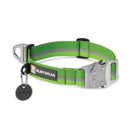 RUFFWEAR RUFFWEAR Top Rope Collar Green Small