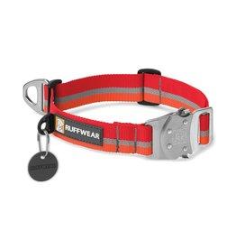 RUFFWEAR RUFFWEAR Top Rope Collar Red Large