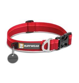 RUFFWEAR RUFFWEAR Hoopie Collar Red Medium