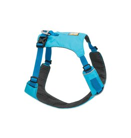 RUFFWEAR RUFFWEAR Hi & Light Harness Blue Atoll Small