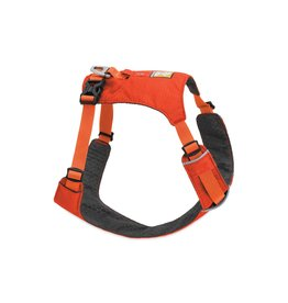 RUFFWEAR RUFFWEAR Hi & Light Harness Sockeye Red X-Small