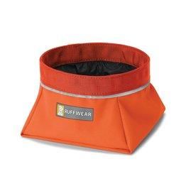 RUFFWEAR RUFFWEAR Quencher Bowl - Pumpkin Orange Medium