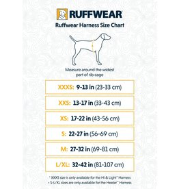 RUFFWEAR RUFFWEAR Web Master Harness Red Currant Medium