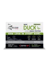 Iron Will Raw Iron Will Basic Duck 6lb Box