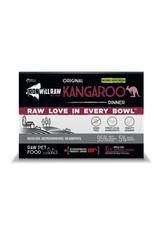 Iron Will Raw Iron Will Original Kangaroo Dinner 6lb Box