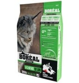 BOREAL BOREAL Cat - Turkey & Trout 5.44kg