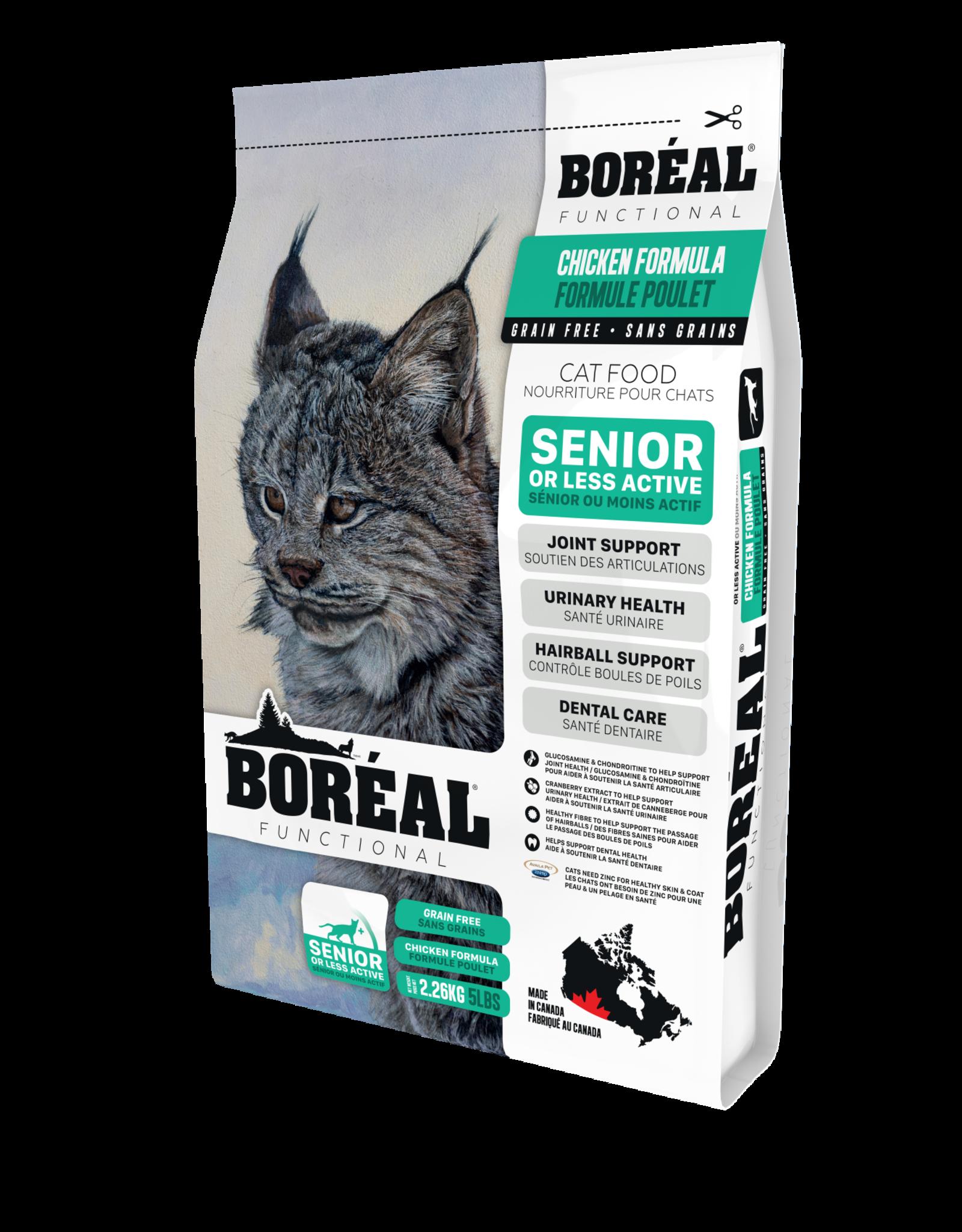 BOREAL BOREAL Functional Cat - Senior 2.26kg