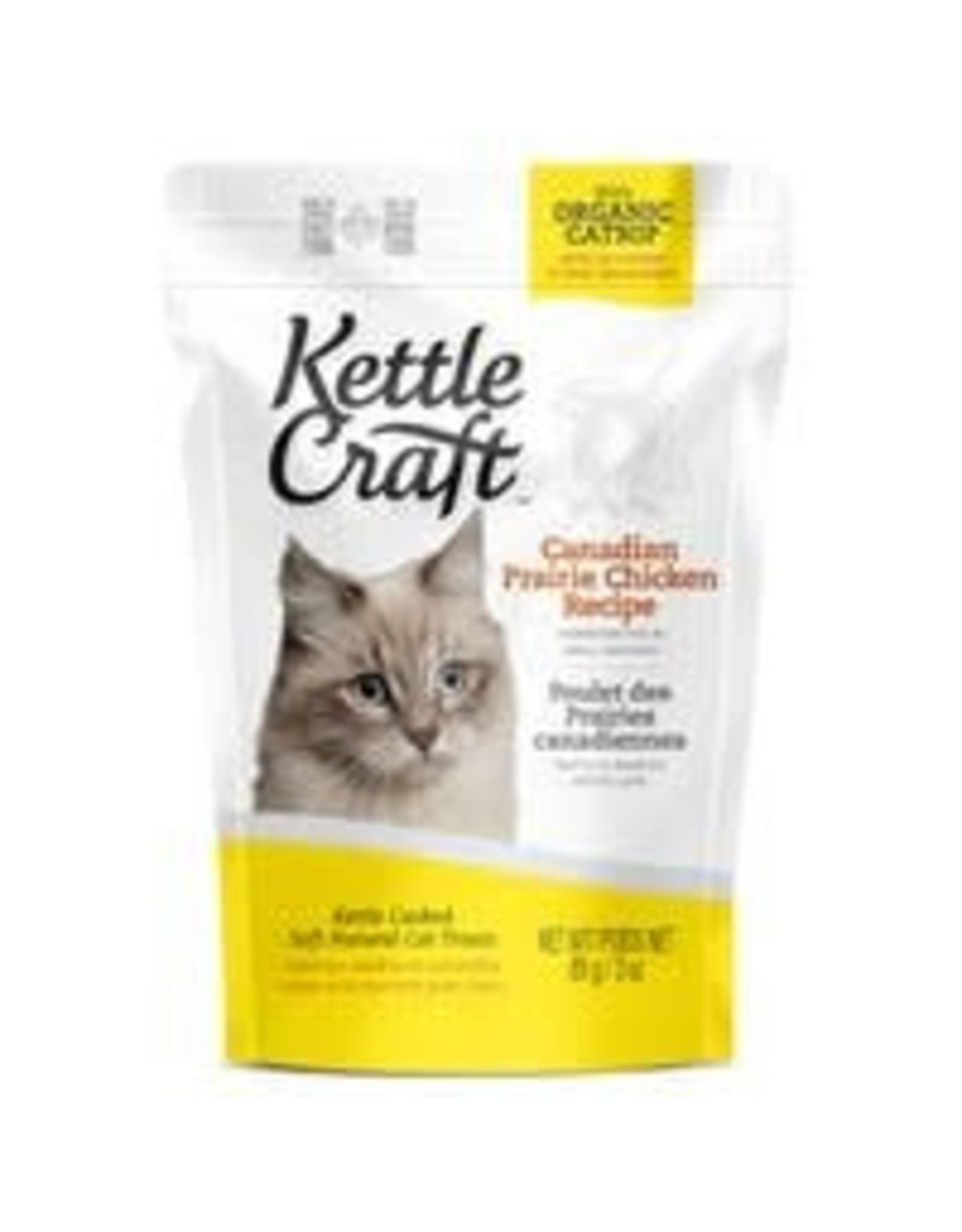 Kettle Craft K.C. Cat - Canadian Prairie Chicken  85g