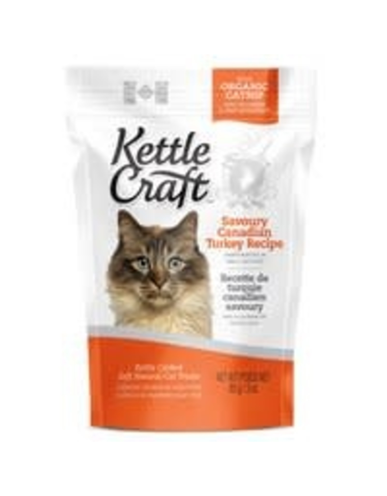 Kettle Craft K.C. Cat - Savoury Canadian Turkey 85g