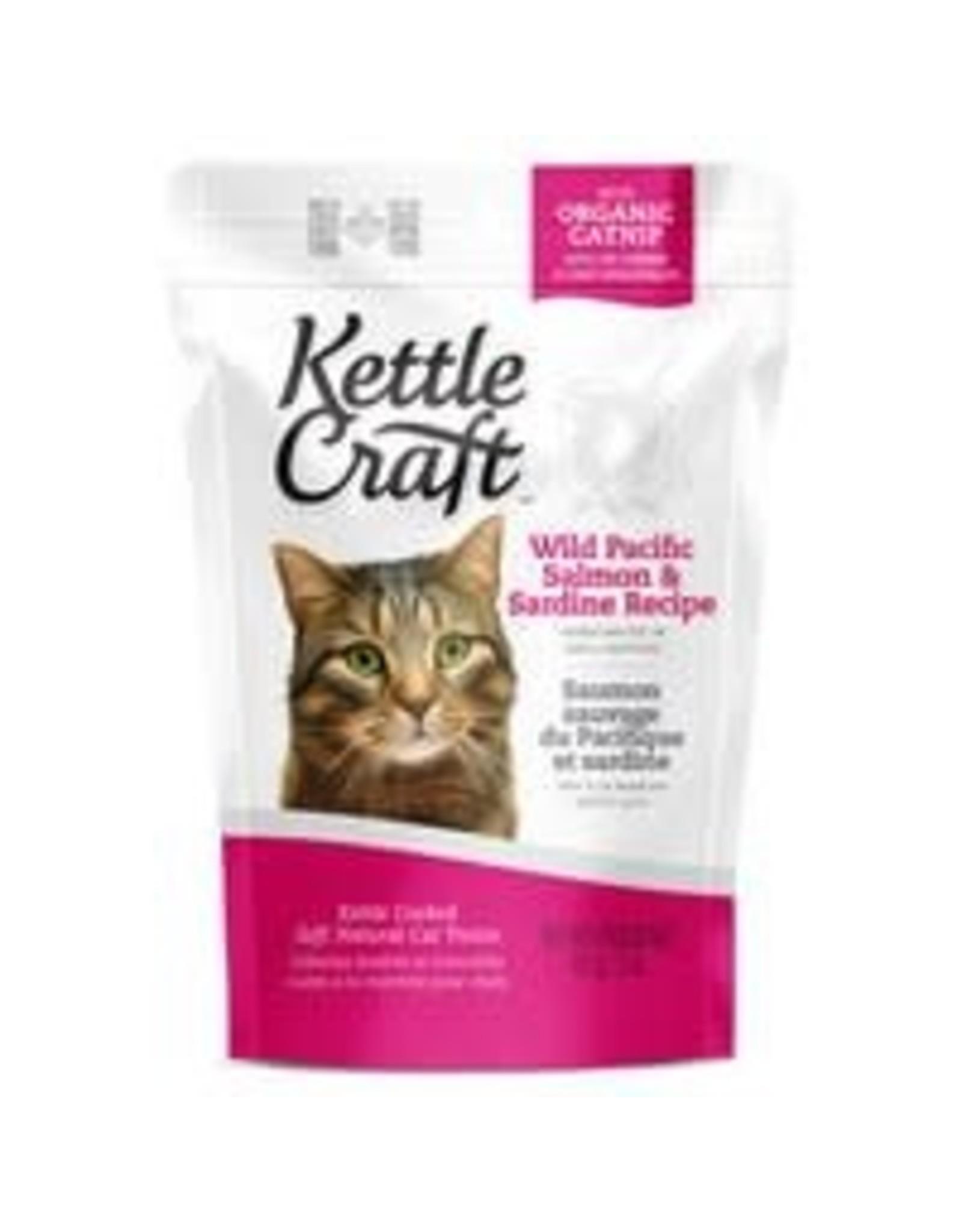 Kettle Craft K.C. Cat - Wild Pacific Salmon & Sardine 85g