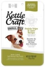 Kettle Craft K.C. Dog -  Prairie Tripe & Liver - small bite 170g