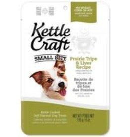 Kettle Craft K.C. Dog -  Prairie Tripe & Liver - small bite 170g
