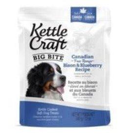 Kettle Craft K.C. Dog - Bison & Blueberry - big bite 340g