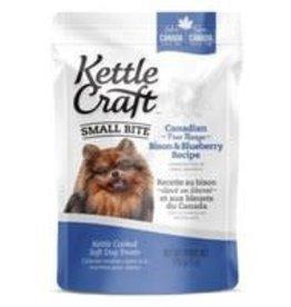 Kettle Craft K.C. Dog - Bison & Blueberry -small bite 170g