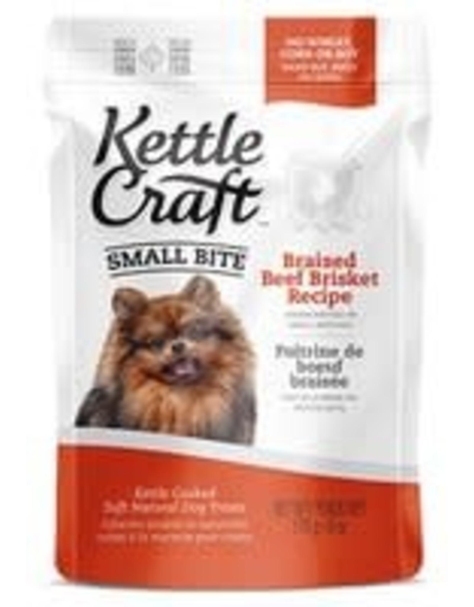 Kettle Craft K.C. Dog - Braised Brisket - small bite 170g