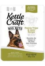 Kettle Craft K.C. Dog - Prairie Tripe & Liver - big bite 340g