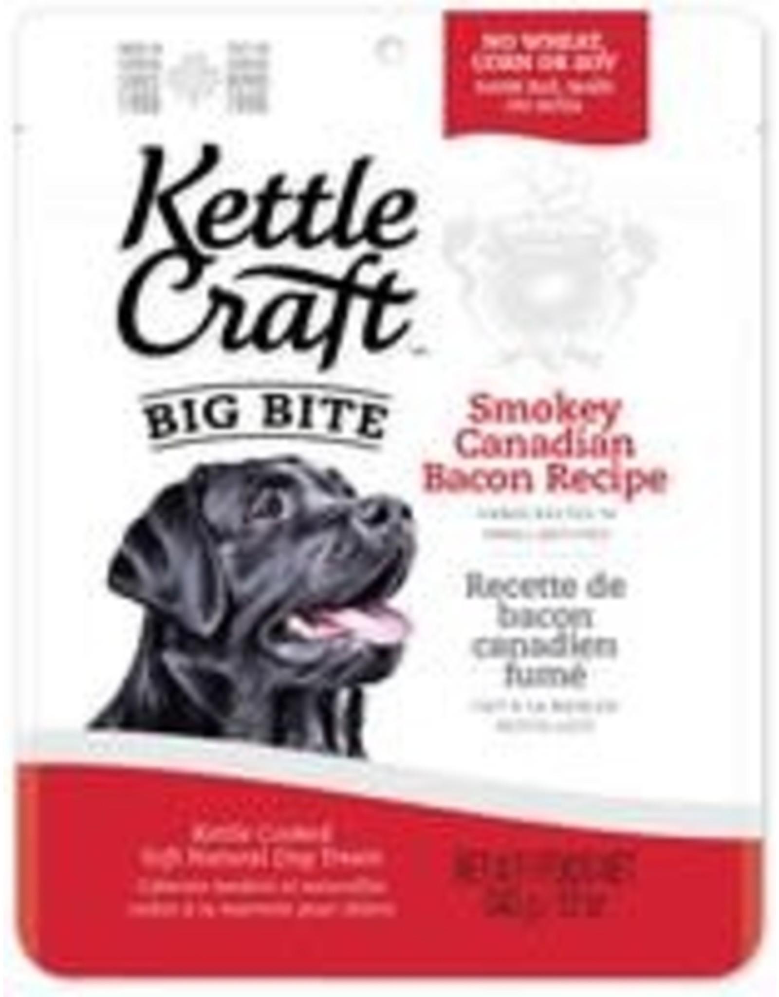 Kettle Craft K.C. Dog - Smokey Canadian Bacon - big bite 340g