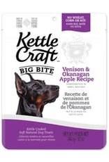 Kettle Craft K.C. Dog - Venison & Okanagan Apple - big bite 340g