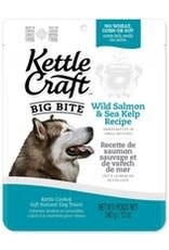 Kettle Craft K.C. Dog - Wild Salmon & Sea Kelp - big bite 340g