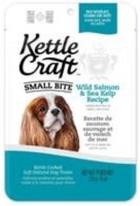 Kettle Craft K.C. Dog - Wild Salmon & Sea Kelp - small bite 170g