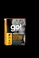 GO! GO! TetraPak Cat LID GF Duck 6.4oz
