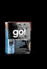 GO! GO! TetraPak Cat LID GF Pollock Pate 6.4oz